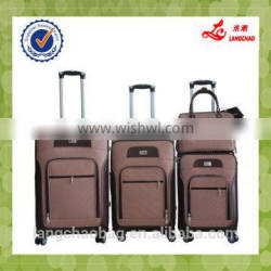 2015 New Business Personalized Trolley Luggage Sets