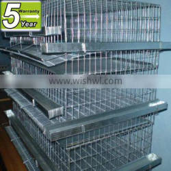 high quality commercial quail cage