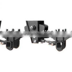 Germany type semi trailer mechnical suspension for heavy durck