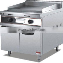 Gas Griddle With Cabinet