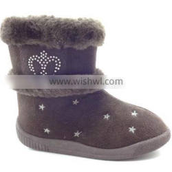 Snow Boot For Kids Made In China, Wholesale Shoes Baby Moccasins