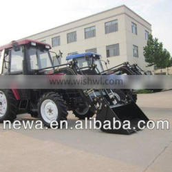 2016 hot 40hp 4WD NEW404 agriculture tractor