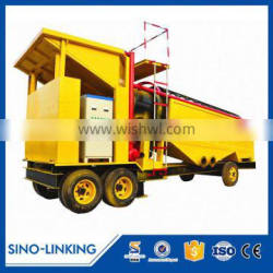 SINOLINKING gold mining equipment small scale for sale