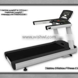 2016 New Hot With LED Screen Commercial Treadmill K17B
