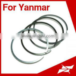 Taiwan Rik TS130 piston ring for yanmar agricultural diesel engine parts