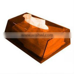 2015 New Acrylic Tissue Box for Toliet