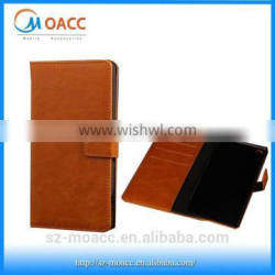 Business style case for Sony,wallet leather case for sony xperia z3