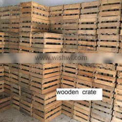 home & garden use big shabby chic wooden flower packaging crate boxes
