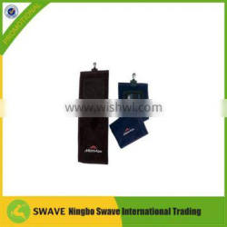 wholesale Cotton Golf Towel With Pocket