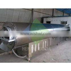Manufacturer ! stainless steel roaster machine for Cashew
