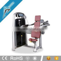 Selectorized Seated Triceps Extension Gym Equipment supplied by fitness equipment Manufacturer