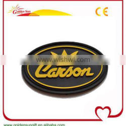 Clothing Rubber Soft PVC Labels And Tags