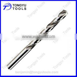 Fully Ground hss drill bits for Metal