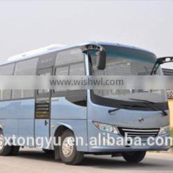 Popular Intercity Bus LS6760C2 Equipped with Cummins Engine for Sale