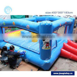 JT-14503B small cheap inflatable bungee trampoline for sale