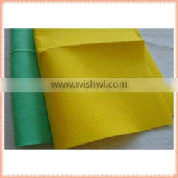 Super absorbent nonwoven fabric needle punching cleaning wipes