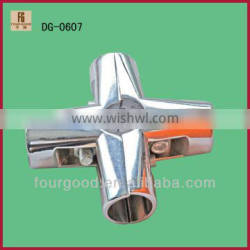 JOKER UNO pipe fittings &dia 25 round pipe fittings &shelf fittings hardware accessories