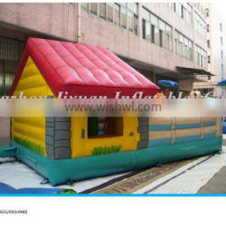 juegos inflables china inflatable farm bounce house/ inflatable bounce house for kids