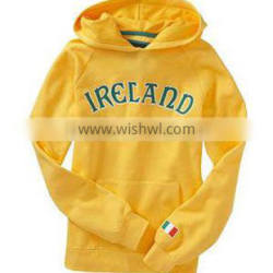 Customized quality Embroidery Hoodies / Embroidery HOODIES