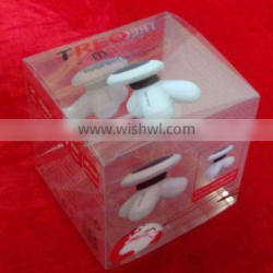 widely used pvc packing box with printing