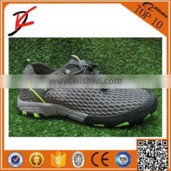 Summer Men Fashion Breathable Sandals Slippers Casual Hollow-Out Mesh Shoes