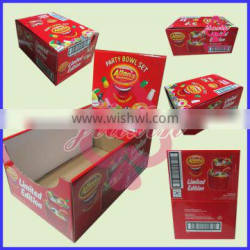 Custom Corrugated Paper Cardboard Display Boxes For Retail