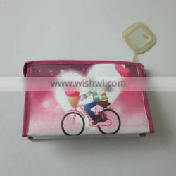 New hot selling promotional cute cosmetic bag