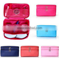 2015 new style travel collection bag receive package femal cosmetic bag