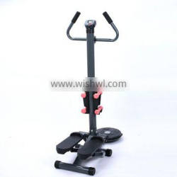 Body Exercise Stair Stepper exercise Machine with twister and handle