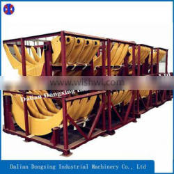 Various Types of Abrasion Resistant Forest Machinery with Hydraulic Wood Grapple