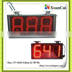 888 bus route sign LED digital display