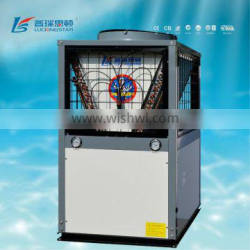 air to water heat pump,heating cooling hot water with CE,CB,IEC,EN14511,SASO