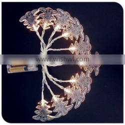 10LED christmas tree lights new design battery operated powered holiday lights