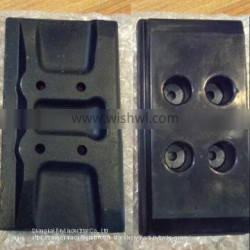 Rubber Pad for Asphalt Paver S1800-2 (Chain-on Type 300T)