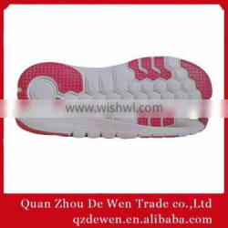 36# To 41# Sports Shoes Phylon Sole Agent Wanted For Men Hexagon MOQ 1200 Pairs