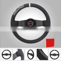 factory direct for 330mm clubsport steering wheel for drifting and rally racing