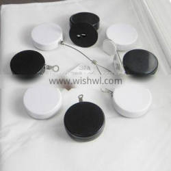 Anti-theft retractable display pull box/recoiler for glasses,jewelries and so on