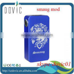 Dovic smaug box mod with top side button