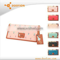 women wallet with mobile phone holder