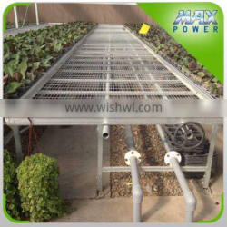 Aluminium profile seedbed from China supplier