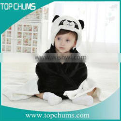 High quality children kids bathrobe towel for made in China