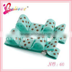 Wholesale newest no deformation customized boutique hair clip pin