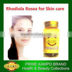 Anti Aging pills and Fatigue Relief Rhodiola Rosea pill the best anti-aging supplement