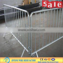 Pedestrian Barriers Event Fencing Temporary Fencing Temp Fence Crowd Control (factory&ISO)