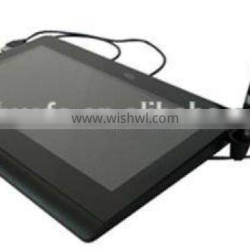 10.1inch pen writting Tablet monitor used for signature