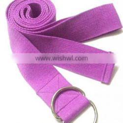 Cheap Cotton Exercises Yoga Strap for Shoulder and Back