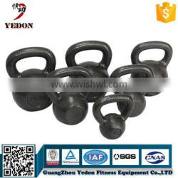 New Style Fitness Training Competition Steel Color Kettlebell