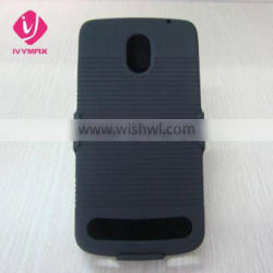 smart holster combo case for Samsung galaxy nexus i9250 phone accessory