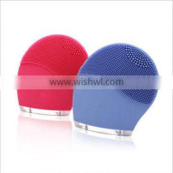the newst silicone facial cleansing brush