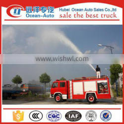 Dongfeng 4000liters mini fire truck